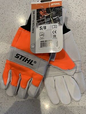 Stihl Chainsaw Gloves Size Small
