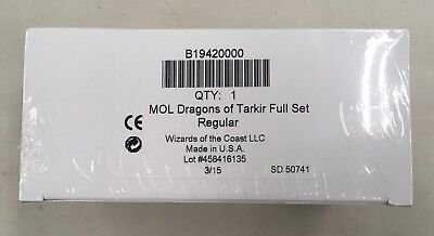 Dragons of Tarkir FULL SET BRAND NEW SEALED MTG Magic The Gathering