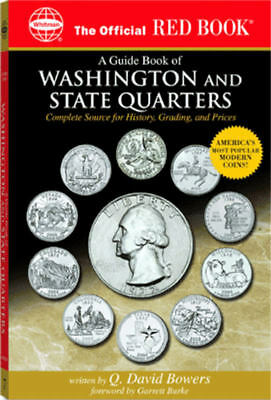 Guide Book of Washington and State Quarters - Red Book, Whitman