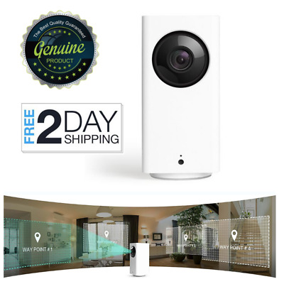 Smart Home Camera 1080P Tilt Zoom Wi-Fi Indoor Pan Wyze Cam Night Vision Audio