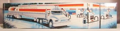 Citgo Toy Truck Tanker From 1996 1St Edition, Collectible - New