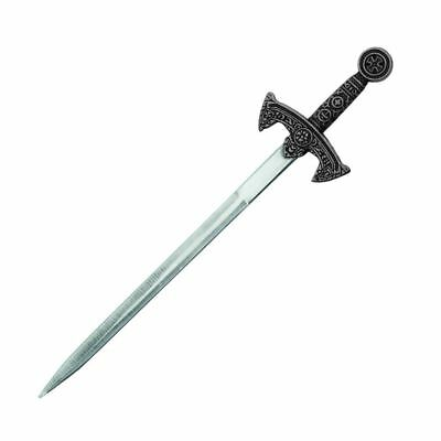 "New 7.5"" Crusader Swords Letter Opener Miniature Celtic Medieval Letter Opener"