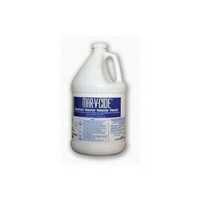 William Marvy Mar V Cide Disinfectant-128 oz. (LOT OF 4 GALLON JUGS)
