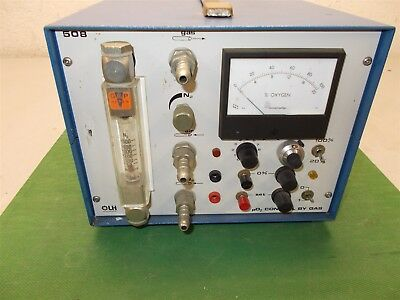 LH Fermentation Systems Model 500 III Series Oxygen Controller