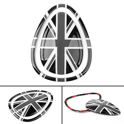 For MINI Cooper/S F54 F55 F56F57 GY Union Jack Car Center AirCon Outlet Cover B1