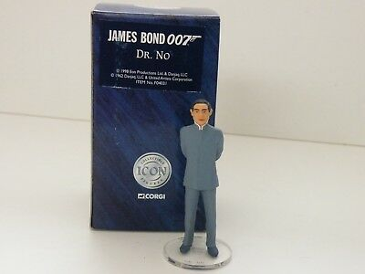 James Bond Corgi Icons Dr No BNIB