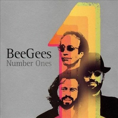 The Bee Gees Number Ones CD 20 Hits Disco Pop Barry Gibb NEW! SEALED! 0812279885