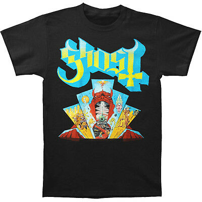 Ghost PAPA EMERITUS - DEVIL WINDOW - T-Shirt NEW Metal Band 100% Authentic