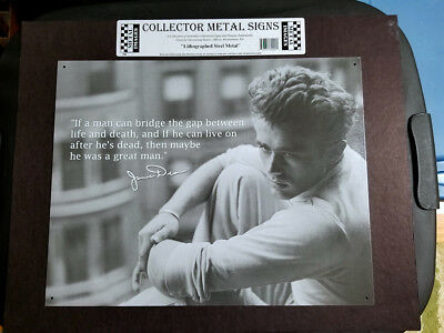 JAMES DEAN 1950'S Icon The Gap Between Life & Death Licensed