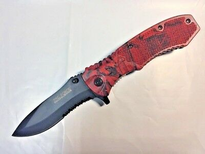 Tac-Force  TF-800RC Spring Assisted Knife (Everyday Carry)