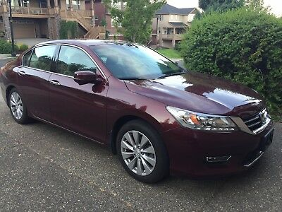2013 Honda Accord Touring 2013 Honda Accord Touring