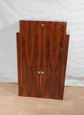 Art Deco Drinks Cabinet -  Cocktail 1920s Vintage Furniture