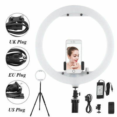 RL-B30 240 LED Photography Ring Light Dimmable Lamp Lighting Photo Video Light