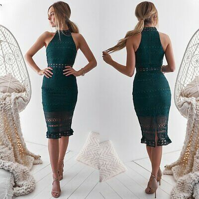 Rivers Midi Dress - Emerald Green