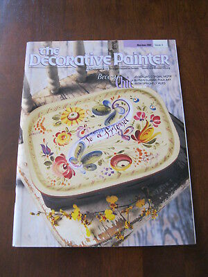 The Decorative Painter: Issue 3: May/June 2002: Inc: To a Friend: Preloved