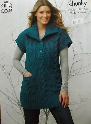 Stylecraft Special Chunky Ladies Tunic Knitting Kit