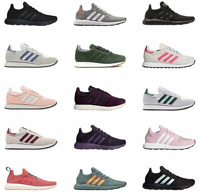 new product 8f2b1 c0935 ADIDAS SCHUHE ORIGINALS Sneaker Swift Run Forest Grove Turnschuhe Damen  Herren