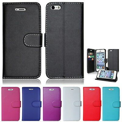 New For Samsung Galaxy J4 Plus & J6 Plus + More Version Leather Phone Case Cover
