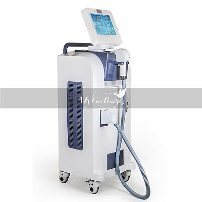 808nm Diode Laser Permanent Hair Removal Machine Laser Freezing Painless Machine