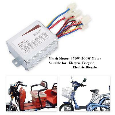 36V 500W Electric Bicycle E-bike Scooter Brushless DC Motor Brushed Controller J