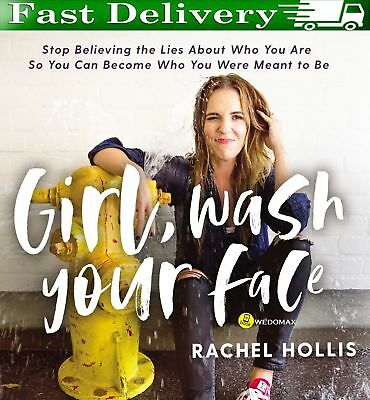 [e Book] Girl Wash Your Face by Rachel Hollis (2018, eBooks) PDF Fast Delivery