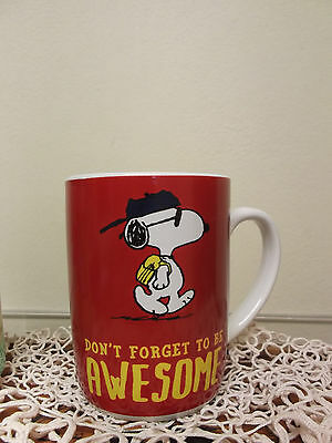 Cute and Lovely Snoopy/ Peanuts Cup/ Mug_2012
