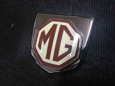 Genuine MG Rover MGF 1995-2001 Front Grille Badge Emblem DAB101720 NEW