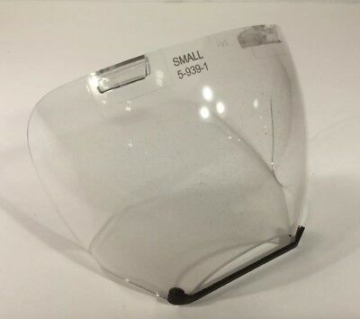 Msa 806463 Advantage 1000 Clear Outsert Lens Assembly Small New