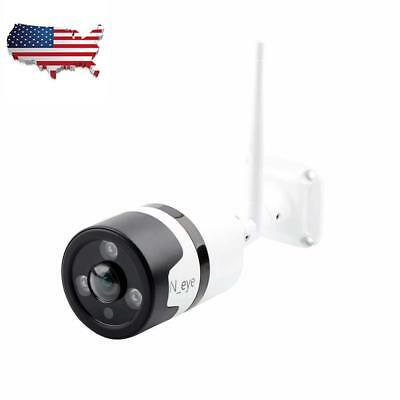 HD 360° 1080P WiFi Wireless Security Camera Intelligent Alarm Motion Detection