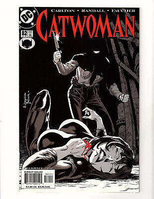 Catwoman #82 (2000, DC) NM Harley Quinn Appearance! Vol 2