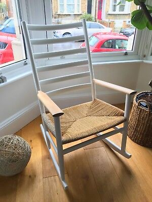 Stunning Vintage Mid century Scandinavian Rocking chair. Beautiful condition.