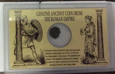 Genuine Ancient Coin From The Roman Empire 27 BC To 378 AD