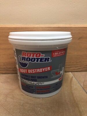 Roto Rooter Root Destroyer, 2-pound