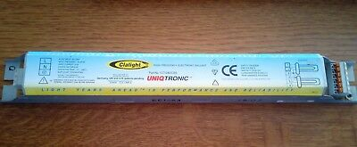 Clalight Uniqtronic Part No CLT/240/CBS High Frequency Electronic Ballast