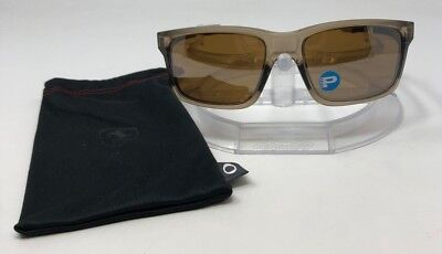 ed7d5bded1 Authentic Oakley Mainlink Polarized Tungsten Iridium Sunglasses OO9264-06