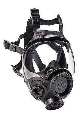 MSA 813859 Full Facepiece Respirator Advantage 1000 Control Gas Mask Size M