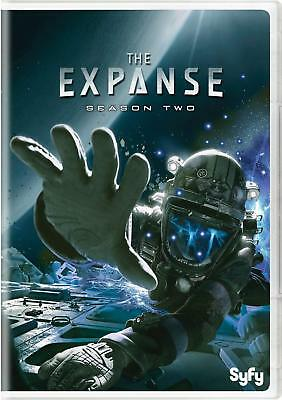 The Expanse Season 2 Two DVD Box Set Complete Collection Second TV Series New