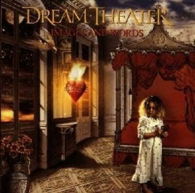 "Dream Theater ""Images And Words"" Cd New"