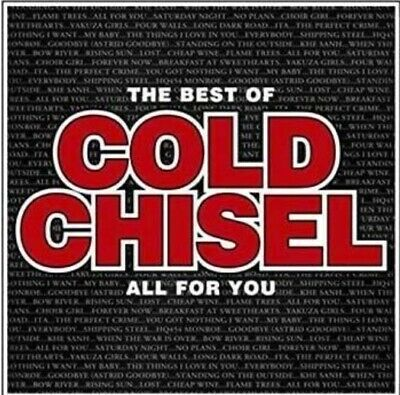 Cold Chisel The Best of Cold Chisel All For You vinyl 2 LP gatefold NEW/SEALED