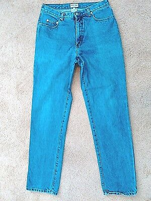 """Vintage Guess Jeans Womens Regular Blue Was Size 31'W x 32""""L Made In Usa"""