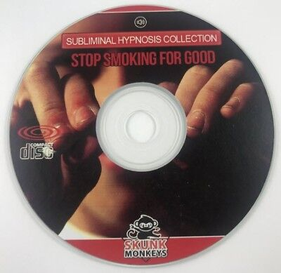 Stop Smoking Hypnosis Quit Smoking Hypnosis CD MP3 Included New Free Shipping
