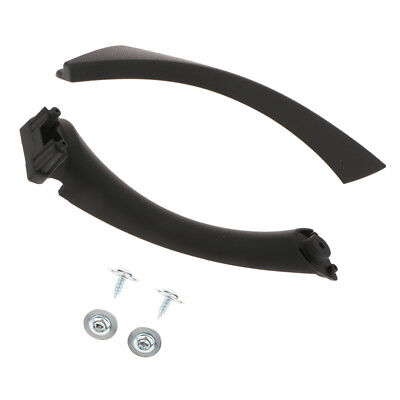Right Inner Door Panel Handle Trim Cover for 04-12 BMW E90 335 and 3-Series