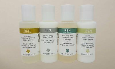 REN Clean Skincare Hair and Body Kit