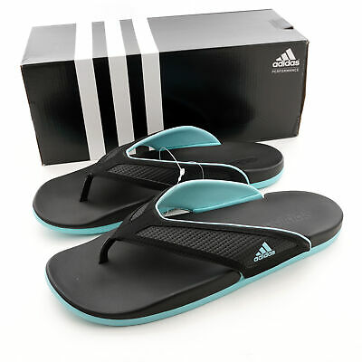 separation shoes aad36 a13d8 Adidas Womens (sz 11) Adilette CF+ Summer Sandals Flip Flop Thongs S81198