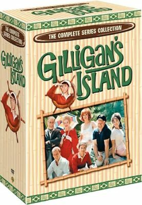 Gilligan's Island - The Complete Series Seasons 1 2 & 3 (DVD, 17-Disc Set) New