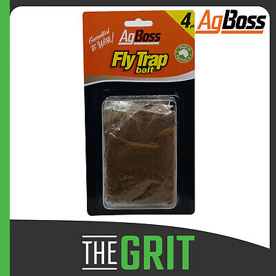 AgBoss 4pk Fly Trap Bait for 300163
