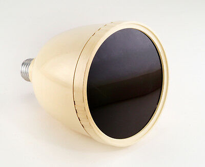 Darkroom Safelight With Oa Filter And Good 15 W Bulb.screw-In Beehive Type.