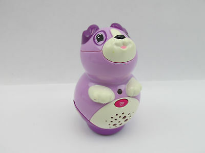Leap Frog Tag Junior PURPLE Scout Puppy Dog Reader Pen #21202