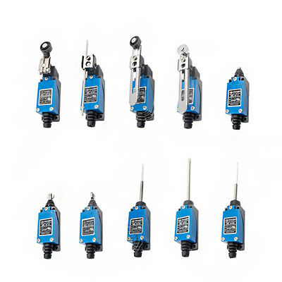 Micro Limit Switch ME 8104 8107 8108 8111 8112 8122 8166 8169 9101 CNC Home