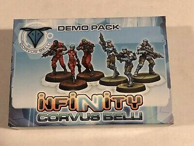 Corvus Belli Infinity Yu Jing Zhanshi Pack New & Sealed